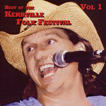 Best Of The Kerville Folk Festival Vol. 1 (CD)