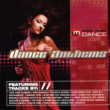 Dance Anthems (CD)