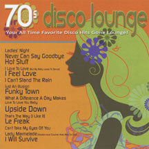 70s Disco Lounge (CD)