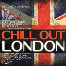 Artist - Chill Out London (CD)