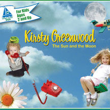 Kirsty Greenwood - Kirsty Greenwood - The Sun And The Moon (CD)