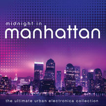 Midnight In Manhattan (CD)
