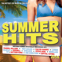 Summer Hits 2014 (the Hottest Pop Music Of The Year!) (CD)