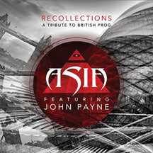 Asia Featuring John Payne - Recollections: A Tribute To British Prog (VINYL ALBUM)