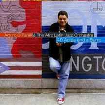 Arturo O'farrill & Afro Latin Orchest - 40 Acres And A Burro (CD)