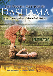 Dashama Konah Gordon - Partner Yoga (acroyoga Workshop) (DVD)