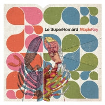 Le SuperHomard - Maple Key EP (CD)