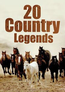 20 Country Legends (DVD)