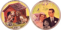 Lulu Belle & Scotty Wiseman - Vogue Picture Disc (VINYL 10 INCH SINGLE)