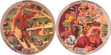 King's Jesters - Vogue Picture Disc (VINYL 10 INCH SINGLE)