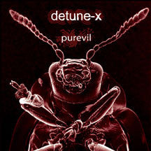 Detune-x - Purevil (CD)