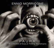 Ennio Morricone - Paura (A Collection Of Scary And Thrilling Soundtrack) (CD)