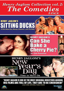 Henry Jaglom Collection - Vol. 2: The Comedies (DVD)