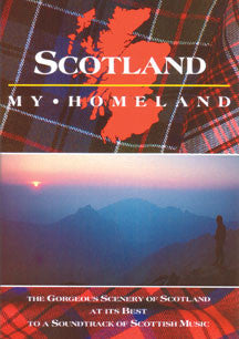 Scotland My Homland (DVD)