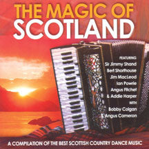 The Magic of Scotland (CD)