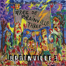 Brainville 3 - Trial By Headline (CD)