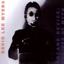 Dave Lee Myers - Arcane Device (CD)