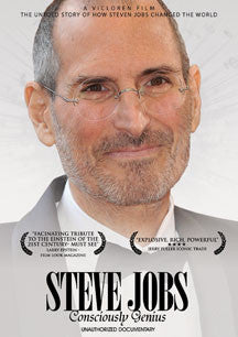 Steve Jobs - Consciously Genius: Unauthorized Documentary (DVD)