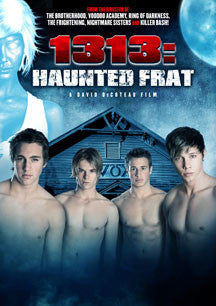 1313: Haunted Frat (DVD)