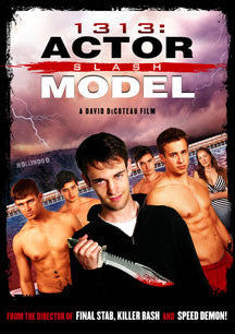 1313: Actor Slash Model (DVD)