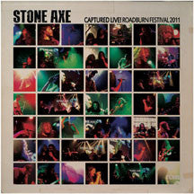 Stone Axe - Captured Live! Roadburn Festival 2011 (CD)