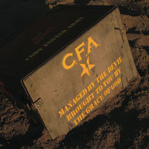 C.f.a. - Managed By The Devil, Brought To You By The Grace Of God (CD)