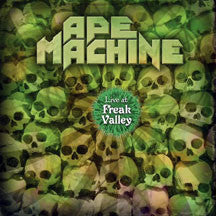 Ape Machine - Live At Freak Valley (VINYL ALBUM)