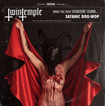 Twin Temple - Twin Temple (bring You Their Signature Sound.... Satanic Doo-Wop) (VINYL ALBUM)