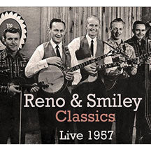 Don Reno & Red Smiley - Live: 1957 (CD)