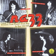 Evolution: From Woody's Truck Stop To Nazz (CD)