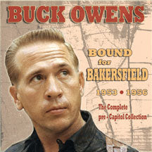 Buck Owens - Bound For Bakersfield (CD)