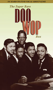 The Super Doo Wop Box (CD)