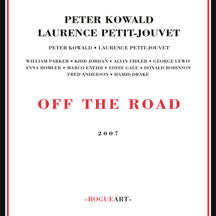 Peter Kowald/laurence Petit-jouvet - Off The Road (DVD/CD)