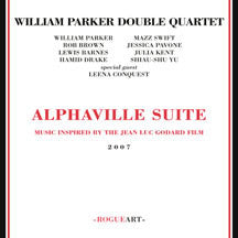 Willam Parker Double Quartet - Alphaville Suite (CD)