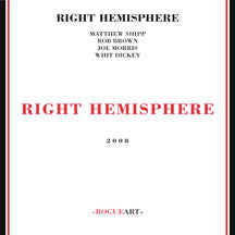 Right Hemisphere - Right Hemisphere (CD)