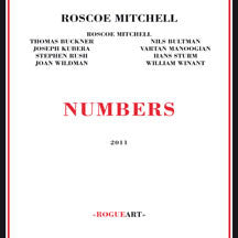 Roscoe Mitchell - Numbers (CD)