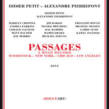 Didier/alexandre Pierrepont Petit - Passages (CD)