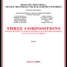 Roscoe Mitchel - Three Compositions (CD)
