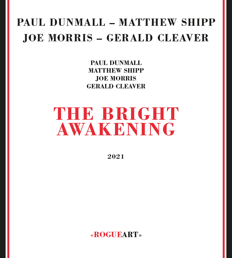 Paul Dunmall & Matthew Shipp - The Bright Awakening (CD)