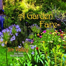 Jim Valley & Jim Hoke - A Garden Faire (CD)