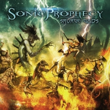 Sonic Prophecy - Savage Gods (CD)