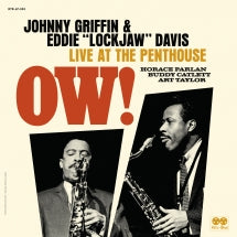 Johnny Griffin & Eddie Lockjaw Davis - Ow! Live At The Penthouse (LP)