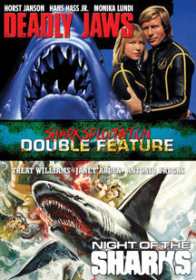 Deadly Jaws/Night Of The Sharks: Double Feature (DVD)