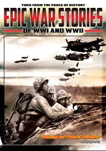Epic War Stories Of Wwi And Wwii (DVD)