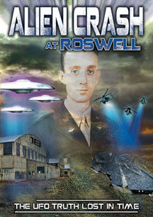 Alien Crash At Roswell: The Ufo Truth Lost In Time (DVD)
