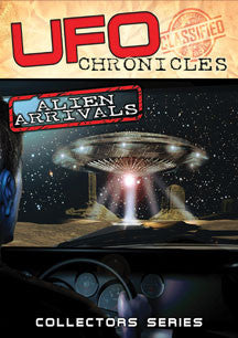 UFO Chronicles: Alien Arrivals (DVD)