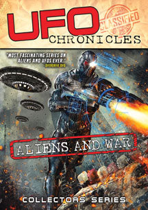 UFO Chronicles: Aliens And War (DVD)