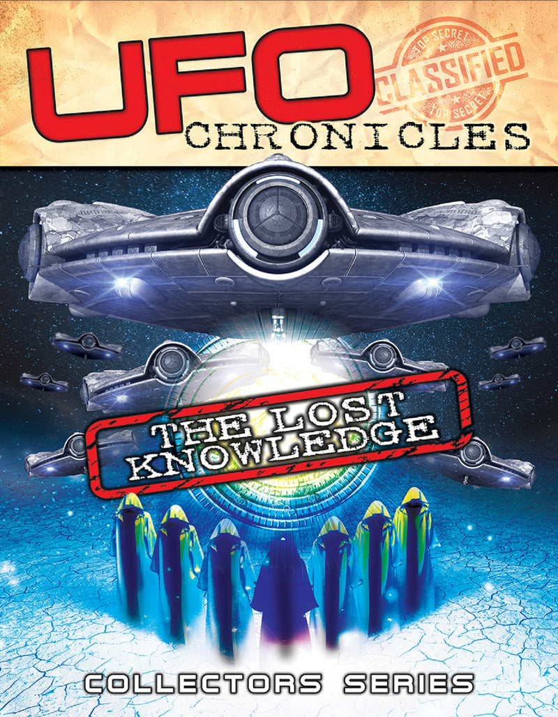 UFO Chronicles: The Lost Knowledge (DVD)