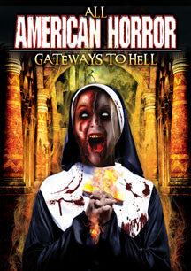 All American Horror: Gateways To Hell (DVD)