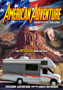 American Adventure: Quartzsite Arizona (DVD)